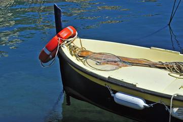 Barche nel porto di Camogli - Liguria