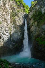 Cascata di Isollaz - Valle d'Aosta