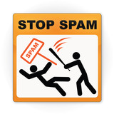stop spam, antispam, no spam