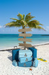 Tropical beach vacations directions