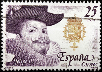 Philip III Stamp