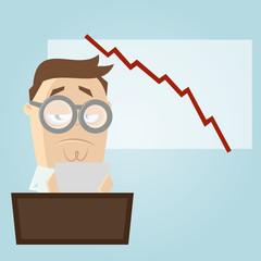 rezession abschwung nachricht