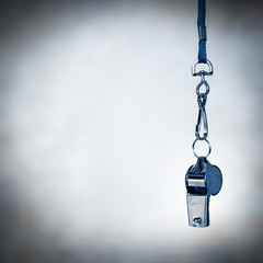 hanging whistle