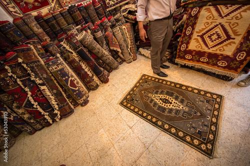 Turkish carpets - 53043910