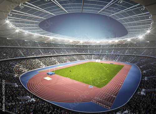 Leichtathletik Stadion - 53045320