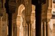 Leinwandbild Motiv Alhambra