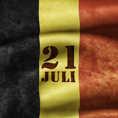 National Holiday of Belgium