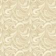 Abstract beige seamless pattern. Vector illustraion.