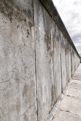 East-West Berlin Original Wall Section