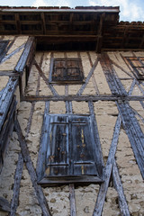 Windows of Traditional House