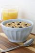 Delicious healthy breakfast