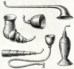 Ear trumpets