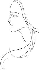 profilo donna