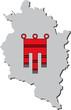 Vorarlberg Wappen Bundesland