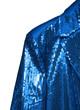 blue entertainer jacket