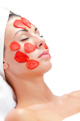 berry mask
