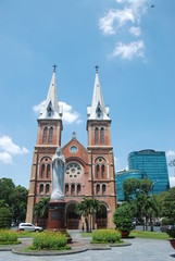 Cathedral, Ho Chi Minh City