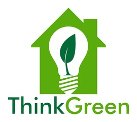 Think green in home