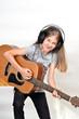 Musik Gitarre Laut