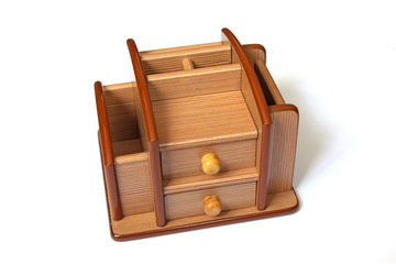 Furniture style penholder