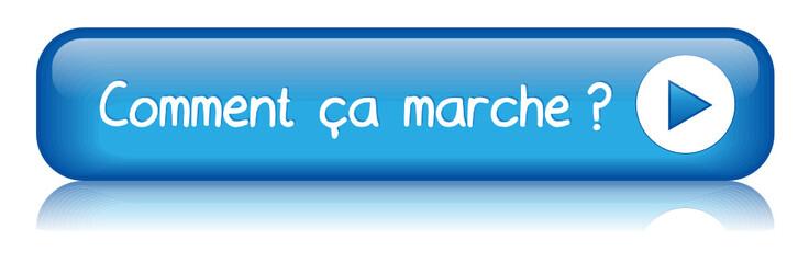 """Bouton Web """"COMMENT CA MARCHE"""" (découvrir info mode d'emploi)"""