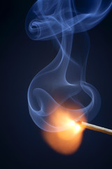 Matchstick  bursting