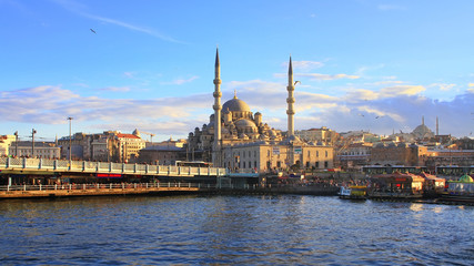 Yeni Mosque, Istanbul