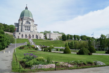 Saint Joseph's Oratory of Mount Royal,Montreal, Quebec, canada