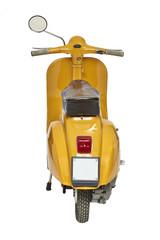 Italian vintage vespa scooter