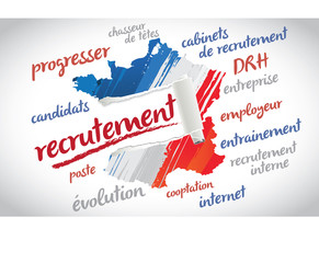 le recrutement en france