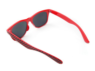 Red Sunglasses