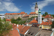 View of Cesky Krumlov (Czech Republic)