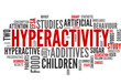 Hyperactivity (hyperactive, attention)