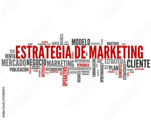Estrategia de marketing (mercadotecnia)