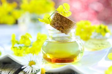 Rapsblütenöl - Hautpflege