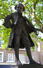 Mozart Statue in London