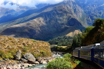 Railway Peru