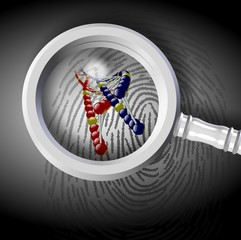 Fingerprint and DNA