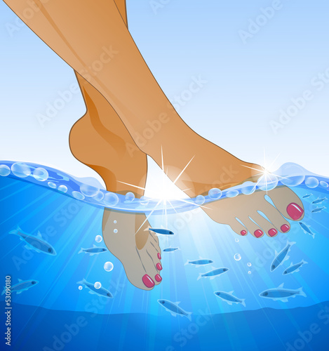 fish spa treatment
