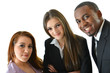 Business Team (close-up)