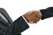 Business Handshake (man/woman)