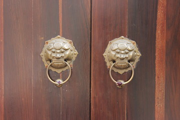 china tradition door