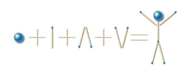 human body equation