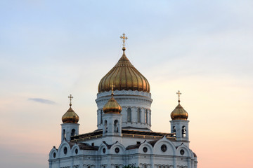 Moscow Christ the Saviour Cathedral
