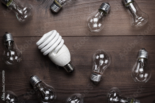 bulb uniqueness concept