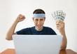 online betting dollar gaining