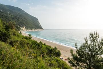 Spiaggia di San Michele dall'alto