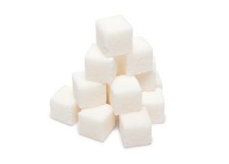 Heap of lumpy sugar