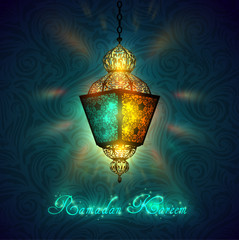 Ramadan Kareem celebration - eps10