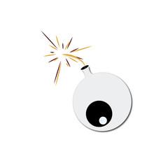 eye bomb vector